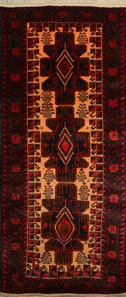 Sale 8402C - Lot 36 - Persian Baluche 200cm x 88cm