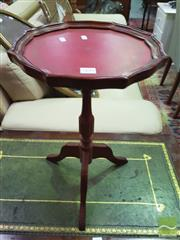 Sale 8447 - Lot 1094 - Wine Table on Tripod Base