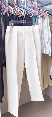 Sale 8593A - Lot 121 - A quantity of ladies trousers and slacks including Trent Nathan, Simone Sport, Charter Club ranging from size 12 -14