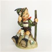 Sale 8456B - Lot 32 - Hummel Figure of a Boy Mountaineer