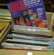 Sale 8541 - Lot 2038 - Box of Records