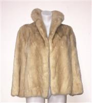 Sale 8550F - Lot 206 - A Berkely, Burwood mink jacket, with matching hat, size one size fits most