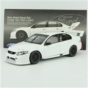 Sale 8271 - Lot 42 - BIANTE FALCON FG LTD EDITION WHITE WITH DECAL SET 1:18 RRP $215