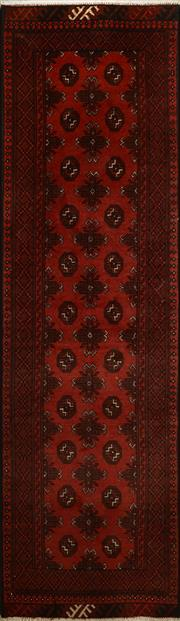 Sale 8402C - Lot 38 - Afghan Turkman 280cm x 80cm