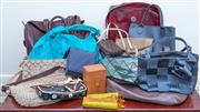 Sale 8800 - Lot 232 - A collection of various designer and contemporary bags