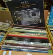 Sale 8541 - Lot 2037 - Box of Records