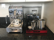 Sale 8677B - Lot 685 - An Isomac Zaffiro amica coffee system together with all inclusions.