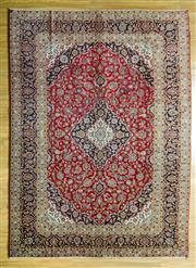 Sale 8700C - Lot 3 - Persian Kashan 339cm x 248cm