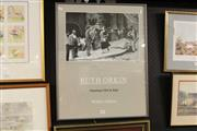 Sale 8332 - Lot 2050 - Ruth Orkin (1921 - 1985) - Exhibition Poster; American Girl in Italy (Wiitkin Gallery) 52.5 x 49cm