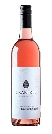 Sale 8494W - Lot 77 - 12 x 2017 Crabtree Grenache Bay of Biscay Rose, Clare Valley