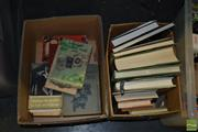 Sale 8497 - Lot 2392 - Box of Record Catalogues ranging 1929-1956 incl German and Italian examples