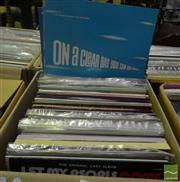Sale 8541 - Lot 2036 - Box of Records