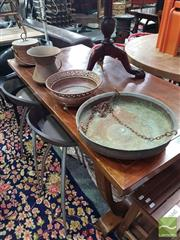 Sale 8554 - Lot 1044 - Collection of Four Varied Copperwares