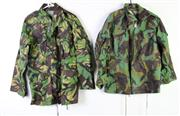 Sale 8952M - Lot 603 - A Box Of Camouflage Uniforms Incl Jacket