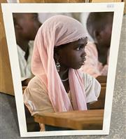 Sale 8998 - Lot 2084 - Maureen Collins - Portrait of an African Woman, photographic print, ed. 3/25, 59.5 x 42 cm, signed lower right