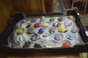Sale 8326 - Lot 1663 - Tray Pack Minerals & Crystals