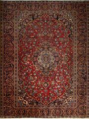 Sale 8406C - Lot 87 - Persian Kashan 350cm x 255cm