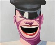 Sale 9069 - Lot 2016 - Contemporary Chinese School The Laughing Official I acrylic on canvas , 50 x 60 cm