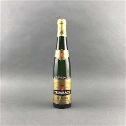 Sale 9156A - Lot 745 - 2010 Trimbach Cuvee Frederic Emile Riesling, Alsace - 375ml half-bottle