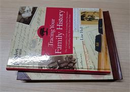 Sale 9180 - Lot 2011 - Hull, L. Teaching your Family History, pub. Readers Digest; Plus Our Family History Photo Album