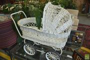 Sale 8331 - Lot 1298 - Dolls Pram