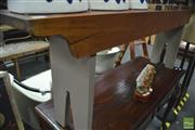 Sale 8338 - Lot 1129 - Timber Bench