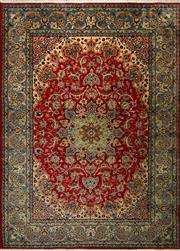 Sale 8412C - Lot 4 - Persian Mashad  420cm x 320cm