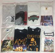 Sale 8926M - Lot 2 - Australian Band T-Shirts incl. Midnight Oil, Paul Kelly, Jimmy Barnes & Cold Chisel (8)