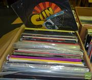 Sale 8541 - Lot 2045 - Box of Records