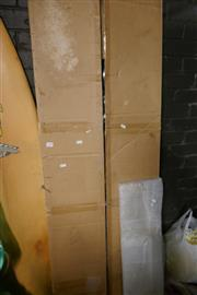Sale 8362 - Lot 2149 - Sundries incl. Xmas Decorations, Plastic Vases, Leis, Candle Holders, Makeup Bags, Disc Go Ball, etc