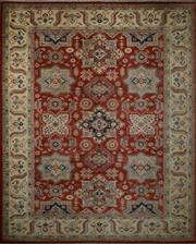 Sale 8406C - Lot 89 - Super Kazak Afghan 362cm x 269cm