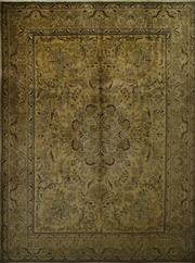 Sale 8412C - Lot 5 - Vintage Persian Tabriz 327cm x 294cm