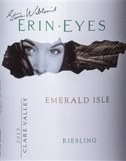 Sale 8494W - Lot 13 - 12 X 2017 Steve Wiblin's Erin Eyes 'Emerald Isle' Riesling, Clare Valley