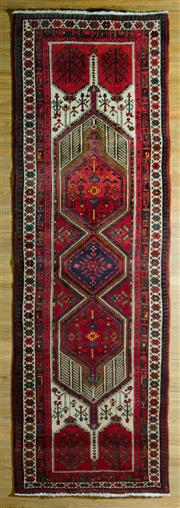 Sale 8700C - Lot 4 - Persian Shiraz 350cn x 114cm