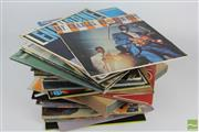 Sale 8508 - Lot 23 - Box Of Jazz Records In Crate