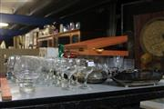 Sale 8346 - Lot 2395 - Collection Of Sundries Incl Glassware and Coins