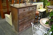 Sale 7987A - Lot 1248 - Oak Chest of 5 Drawers
