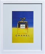 Sale 8019A - Lot 79 - Andy Warhol (1928 - 1987) After. - Chanel No.5 40 x 28cm