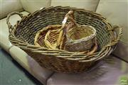 Sale 8523 - Lot 1071 - Collection of Baskets