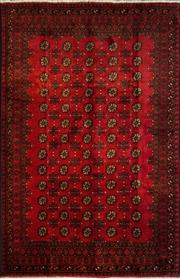 Sale 8439C - Lot 77 - Afghan Turkman 240cm x 170cm