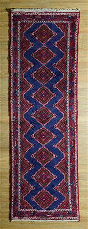 Sale 8700C - Lot 7 - Persian Hamadan 218cm x 89cm