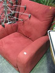 Sale 7972A - Lot 1088 - Pair of Reclining Lounge Chairs