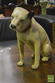 Sale 8368 - Lot 1014 - RCA Nipper Dog Figure