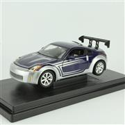 Sale 8271 - Lot 53 - RC2 NISSAN 350Z 2003 BLUE FAST AND THE FURIOUS SERIES 01 1:18 RRP $80