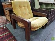 Sale 8550 - Lot 1468 - Lounge Chair