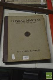 Sale 8407T - Lot 2358 - Art Books (2) by Lionel Lindsay & Ure Smith