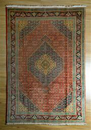 Sale 8700C - Lot 11 - Persian Tabriz 290cm x 195cm