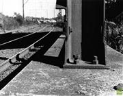 Sale 8721A - Lot 40 - Artist Unknown - Wentworth Falls Railway Station, 1977 20 x 25cm