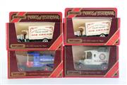 Sale 8960T - Lot 31 - A Set Of Four Matchbox Models of Yesteryear Toy Cars Incl 2 of Ice-Cream