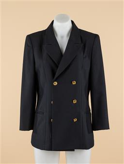 Sale 9250F - Lot 22 - A Moschino Cheap & Chic Vintage Jacket (AW 1989-1990 Collection  No.3) size M.